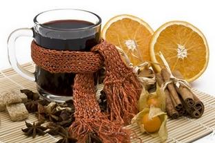 Лечение глинтвейном простуды