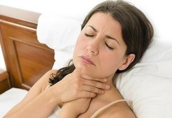 Боль в горле симптом острого тонзиллита