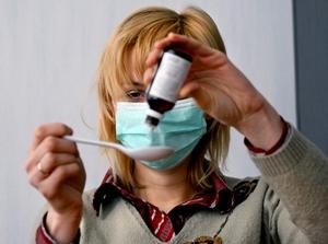 Гигиеническая маска - средство предотвращения болезни