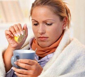 Постельный режим и теплое питье
