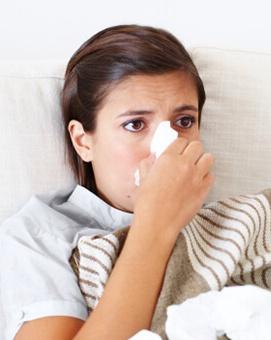Заразность гриппа