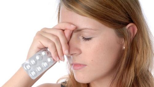 Лечение головной боли после ОРВИ