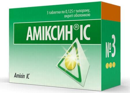 Амиксин IC