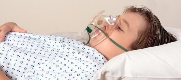 Госпитализация ребенка с воспалением легких