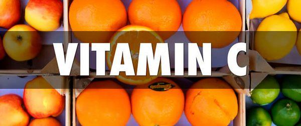 Фрукты, содержащие витамин C