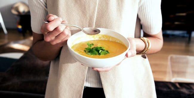 Суп для больного ангиной
